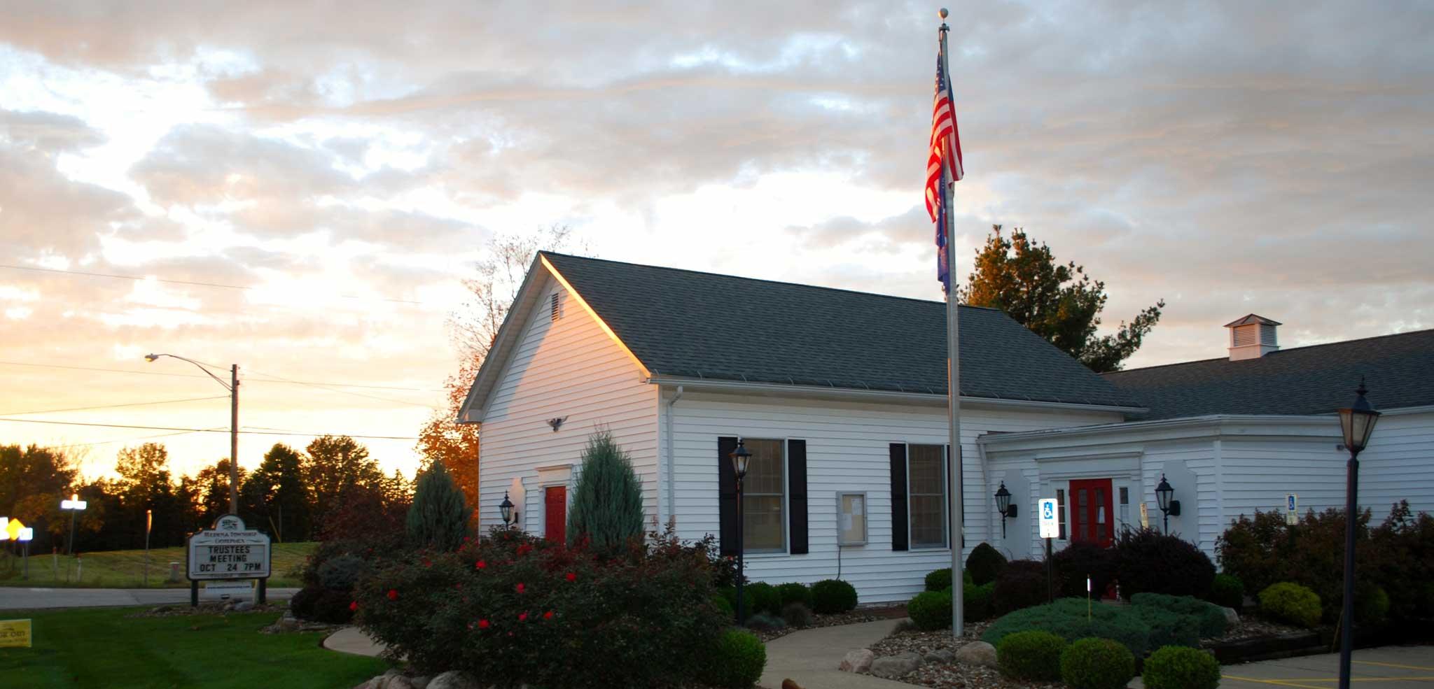 Medina Township Town Hall