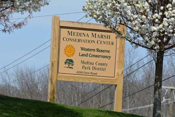 Land Conservancy Marsh Grand Opening, March, 2015