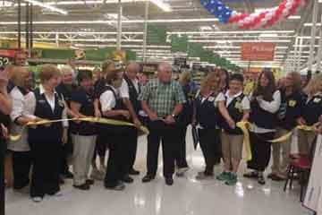 Walmart Grand Re-Opening, 2015