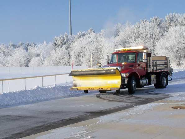 salt truck