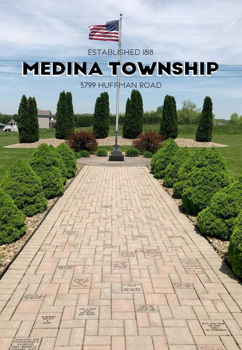 Medina Township scene