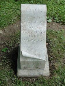 cemetery stone